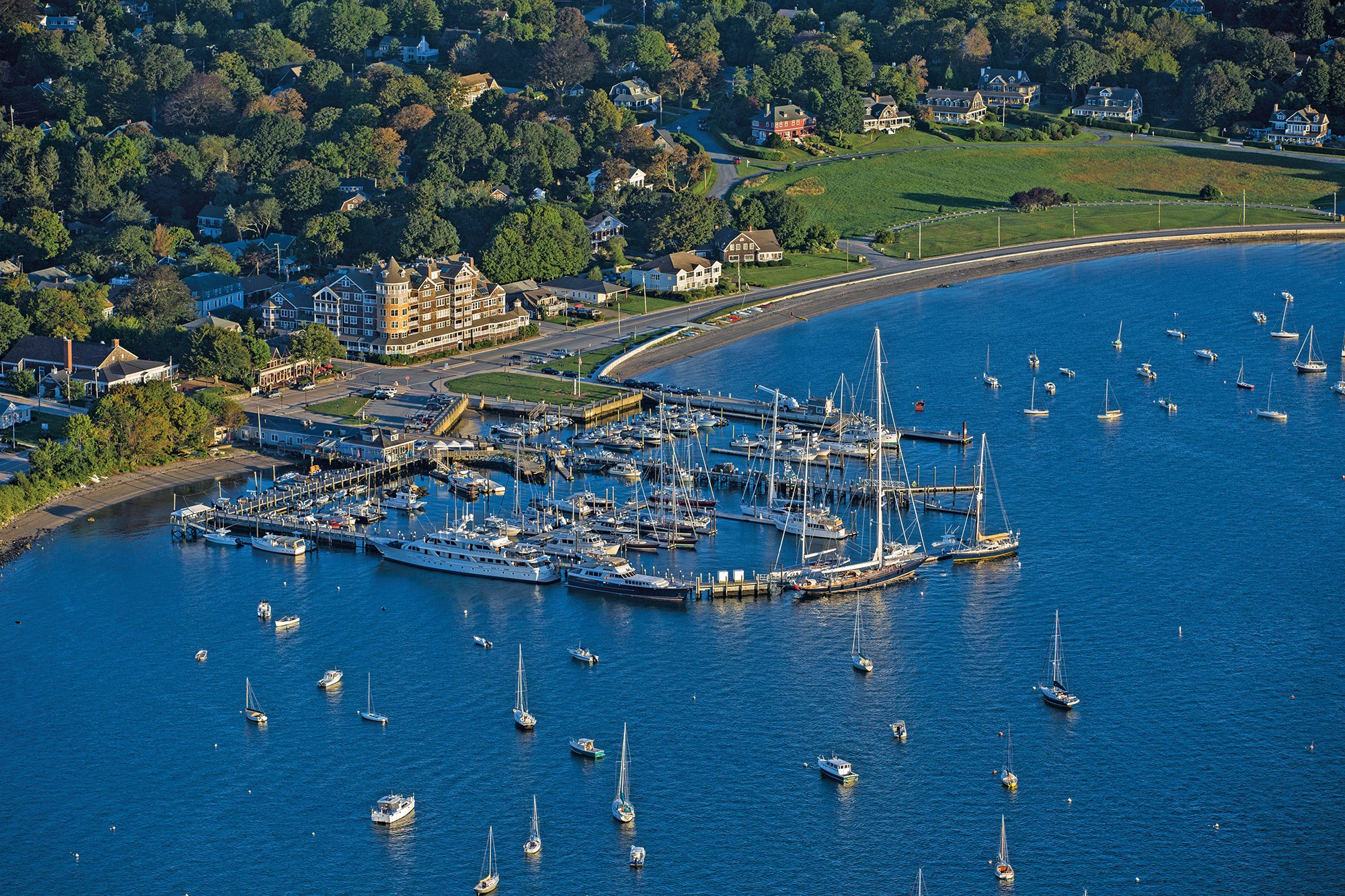 Tips For Transients At The Conanicut Marina