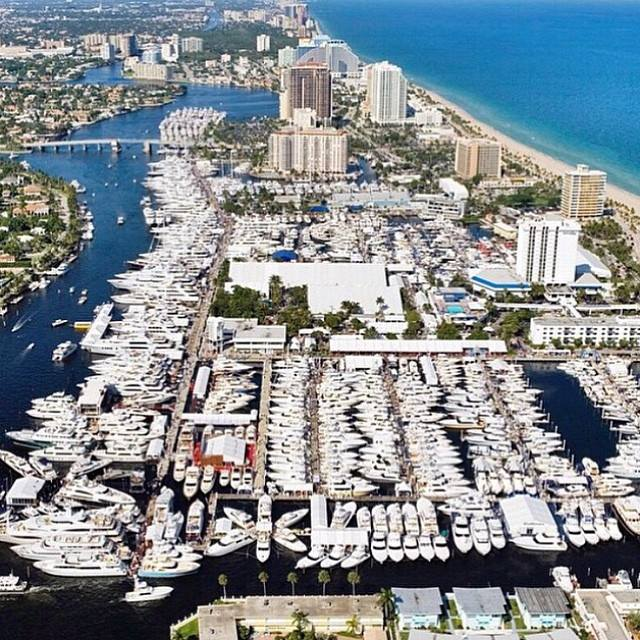 Come see us at The Ft. Lauderdale Boat Show: Win a YETI Cooler